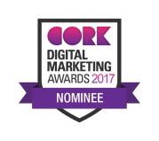 Cork Digital Marketing Awards Nominee
